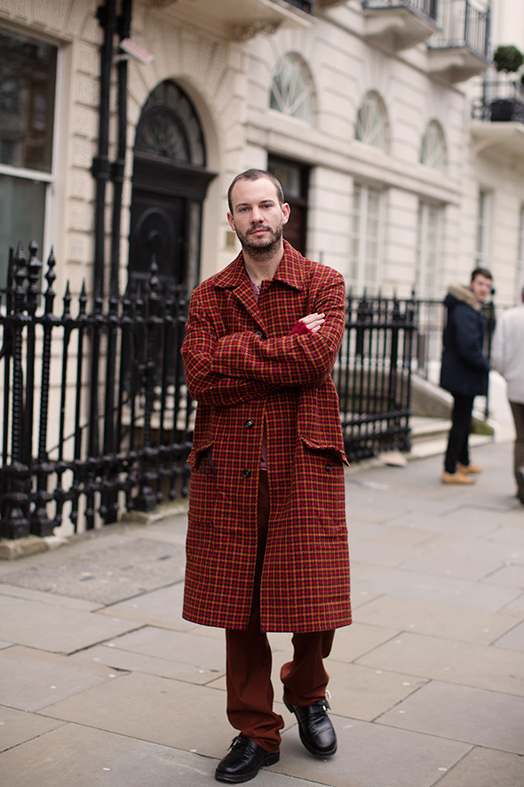 On the Street…Perfect, London