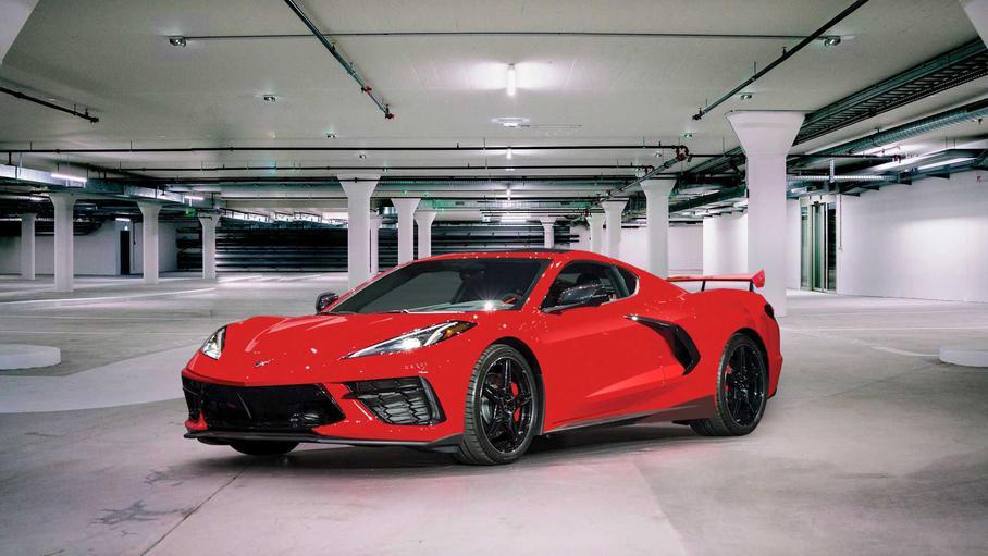 В новом Chevrolet Corvette есть «летающий» режим Марки и модели,Новые модели,новые технологии
