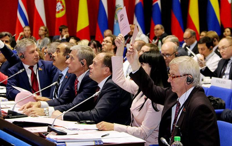 ПА ОБСЕ проголосовала за антироссийскую резолюцию по Крыму