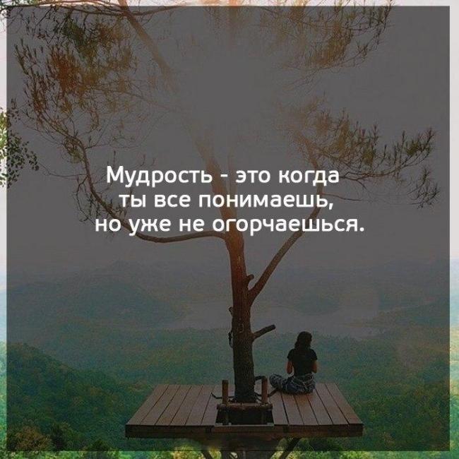 Мудрость жизни в картинках с надписями на азербайджанском языке