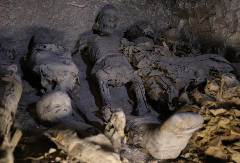 Гробницу обнаружили на западном берегу Нила ynews, археолог, гробница, египет, мир, мумия, наука, саркофаг