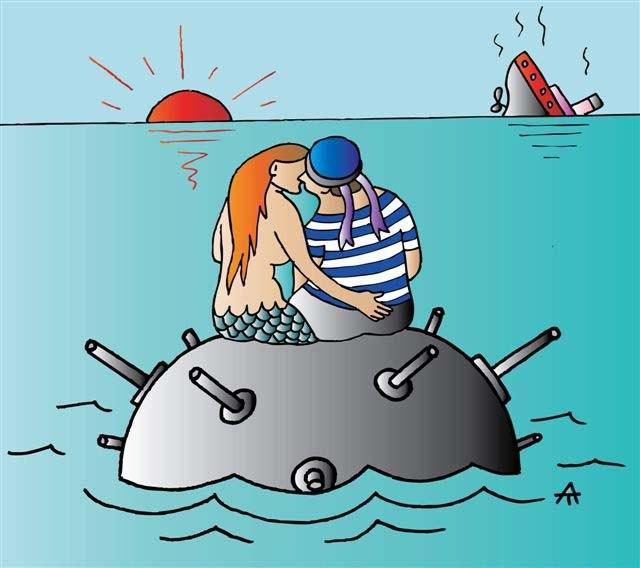 Анекдоты про моряков картинки