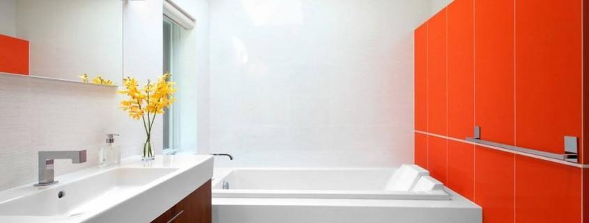 Ванные комнаты 5 и 6 кв.м – …