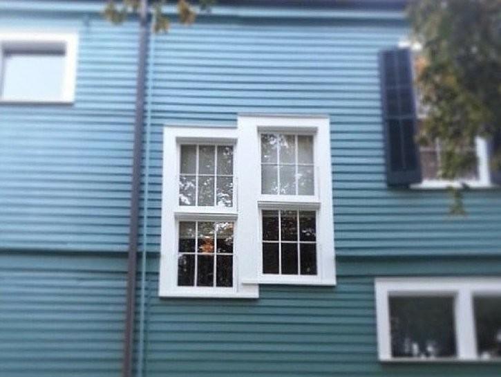13. Установка парного окна горе-строители, маразмы в картинках, ремонт, юмор
