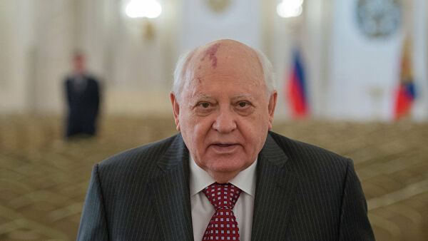 Политик перечислил актуальные для современного лидера качества Горбачева Лента новостей