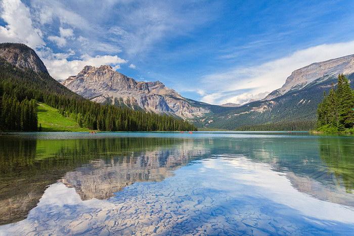 Красивые пейзажи нашей планеты в фотографиях William Patino