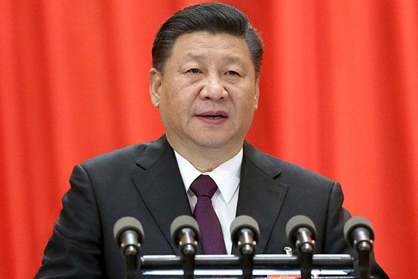 Лидер КНР рассказал о «духе борьбы» и «великой мечте» китайского народа