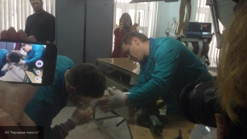 """В петербургском благотворительном """"Центре реабилитации ребенка"""" рассказали, как музыка Баха помогает наращивать кости"""
