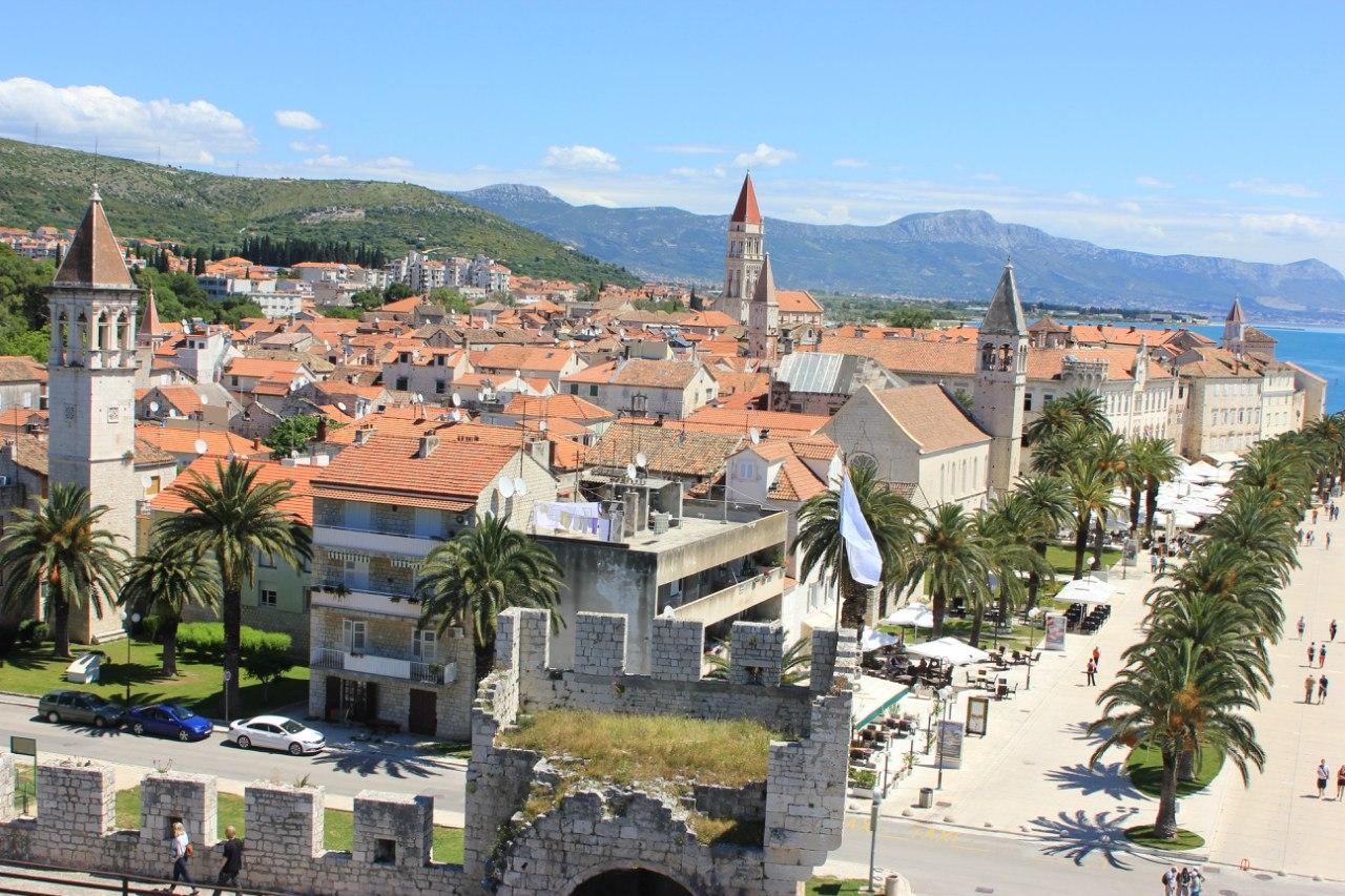 Трогир, Хорватия