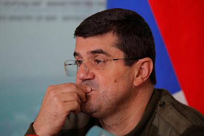 Президент Карабаха обратился к Путину