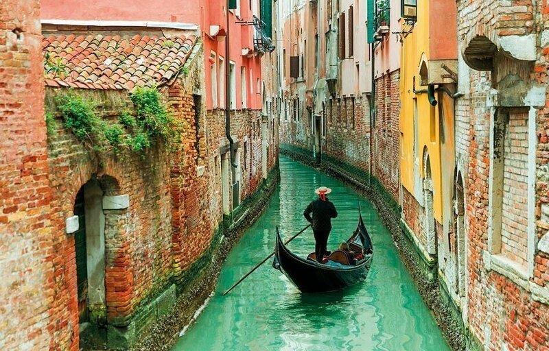 Вот почему Италию называют красивейшей страной мира! виды, достопримечательности, италия, красота, путешествия, рим, фото, фоторепортаж