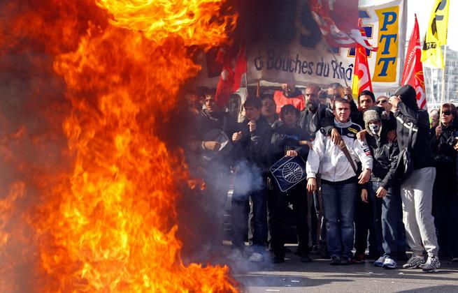 Франция заразилась «рукой Кремля» от Украины?