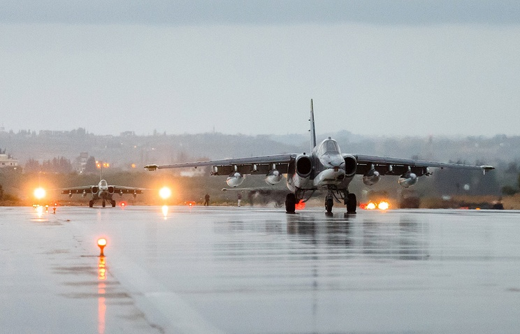 Россия и Турция проводят первую совместную воздушную операцию против ИГ