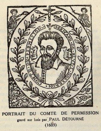 Бернар де Блюэ д`Арбер — самый удивительный писатель, не умевший ни писать, ни читать