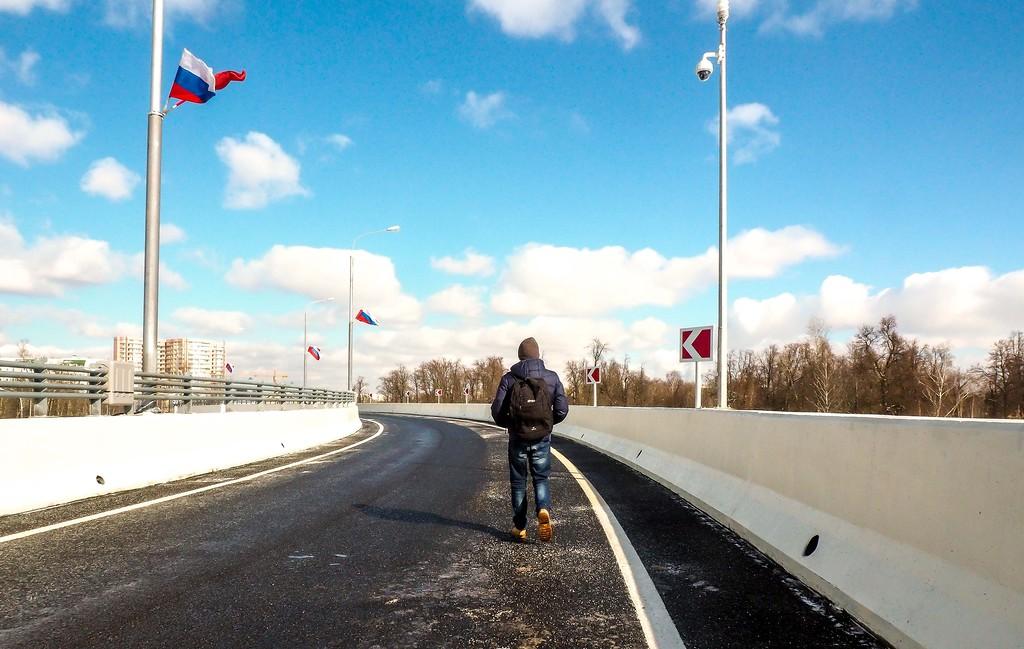 Как быстро свалить из Москвы?