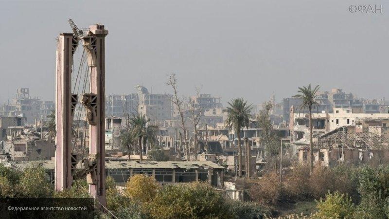 Вашингтон пытается разорвать Сирию, сея вражду между арабами и курдами