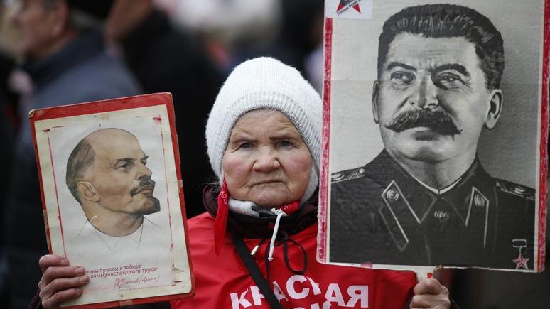 Аморальные авторитеты революции: Deutsche Welle разочарована слабостью пятой колонны в России