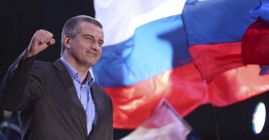 С. Аксёнов, глава Крыма, в эфире телеканала «1ый Крымский»: «Сегодня России нужна монархия»