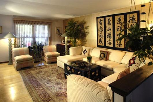 Как расставлять мебель в комнате