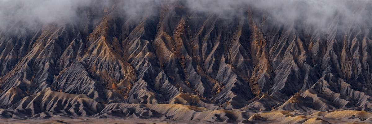 Горный пейзаж штата Юта, США