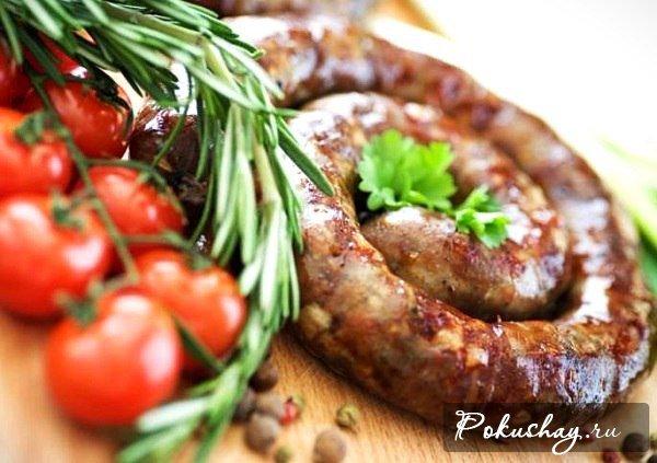 За уши не оттянешь: рецепт украинской домашней колбасы