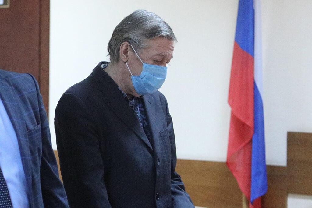 Суд отказался смягчить наказание Михаилу Ефремову за пьяное ДТП