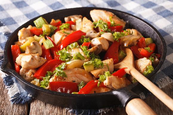 Сезонное меню: 7 рецептов блюд из болгарского перца закуски,овощные блюда,рецепты