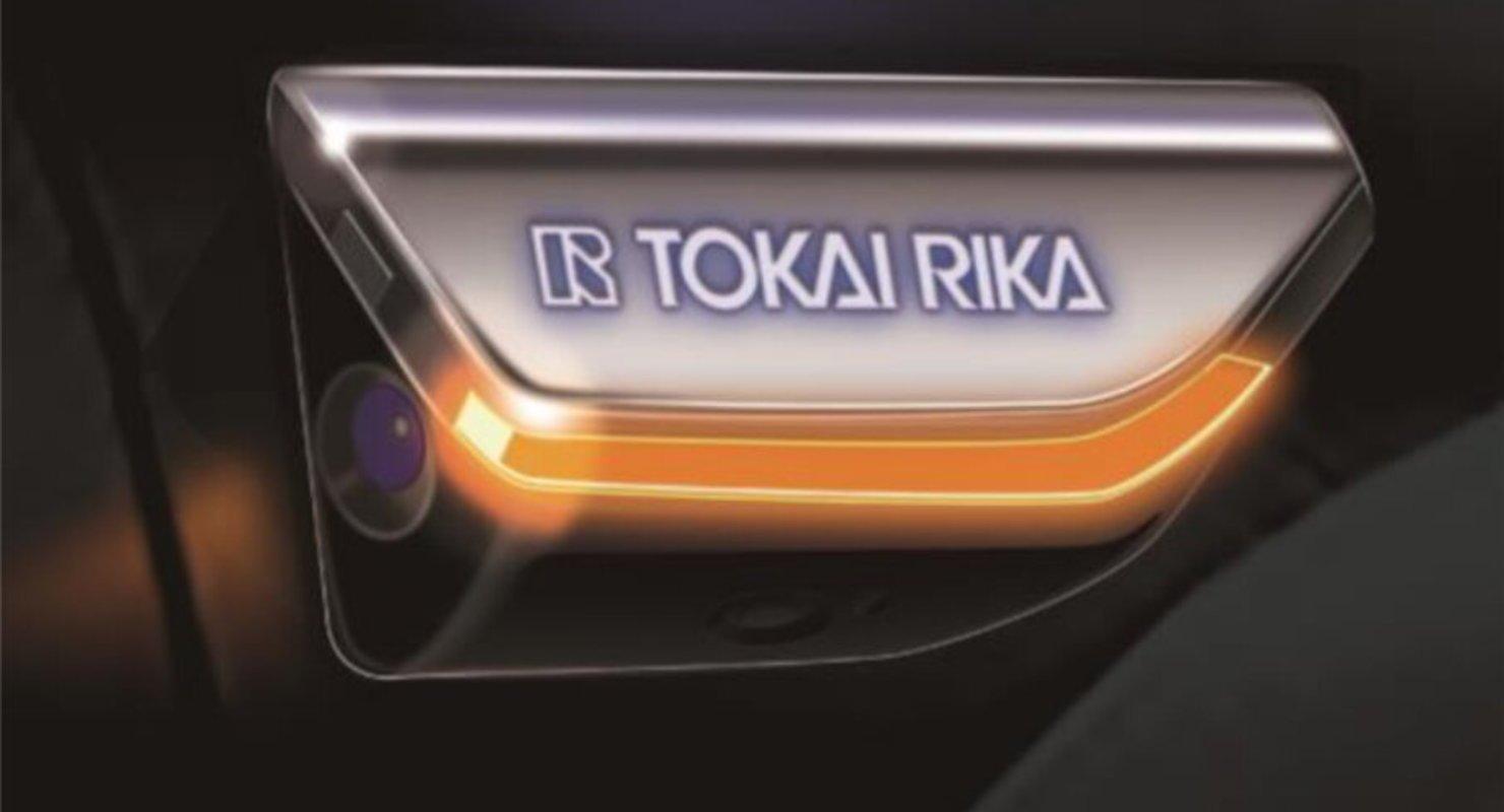 Tokai Rika создал цифровые зеркала заднего вида для любого автомобиля Автомобили