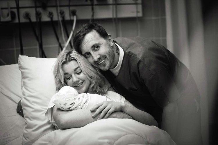 Юлианна Караулова впервые стала матерью: фото малыша Дети,Дети знаменитостей