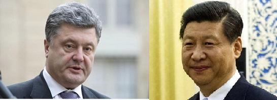 Китай и Украина