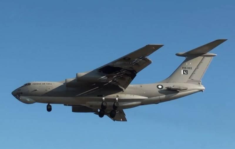 Украина отремонтирует еще один пакистанский Ил-78, при этом выступая против обслуживания «Русланов» в России