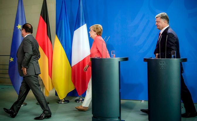 «Западу не нужен Киев без конфликта с Россией»