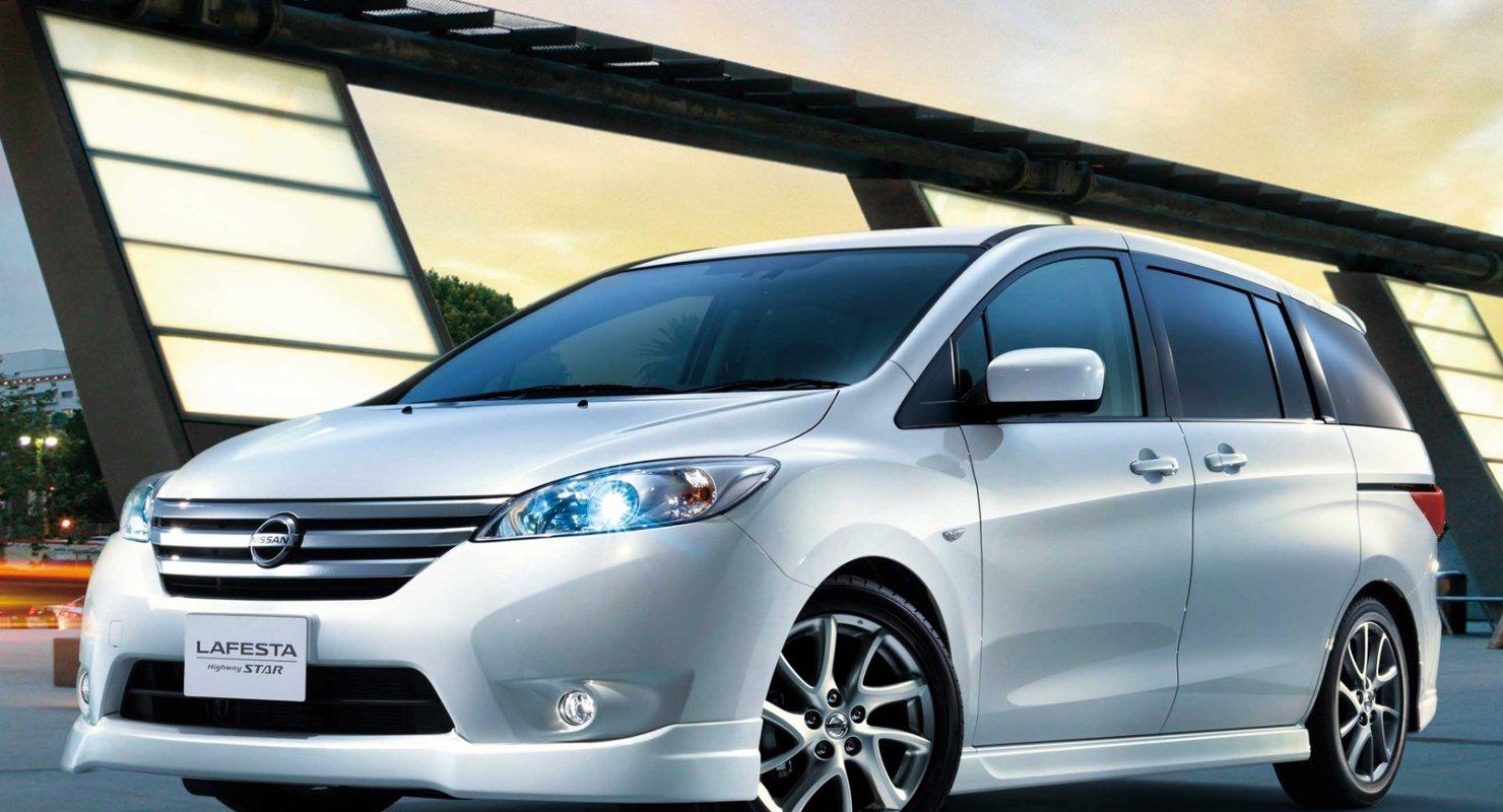 Nissan Lafesta: Современный и стильный минивэн для семейных пар Автомобили