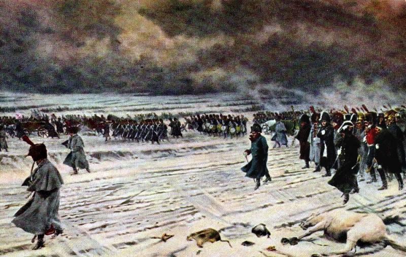 Русские партизаны 1812 года. И. Дорохов, Д. Давыдов, В. Дибич история