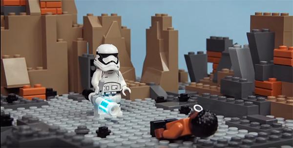 Вышла игрушечная пародия «Звездных войн»