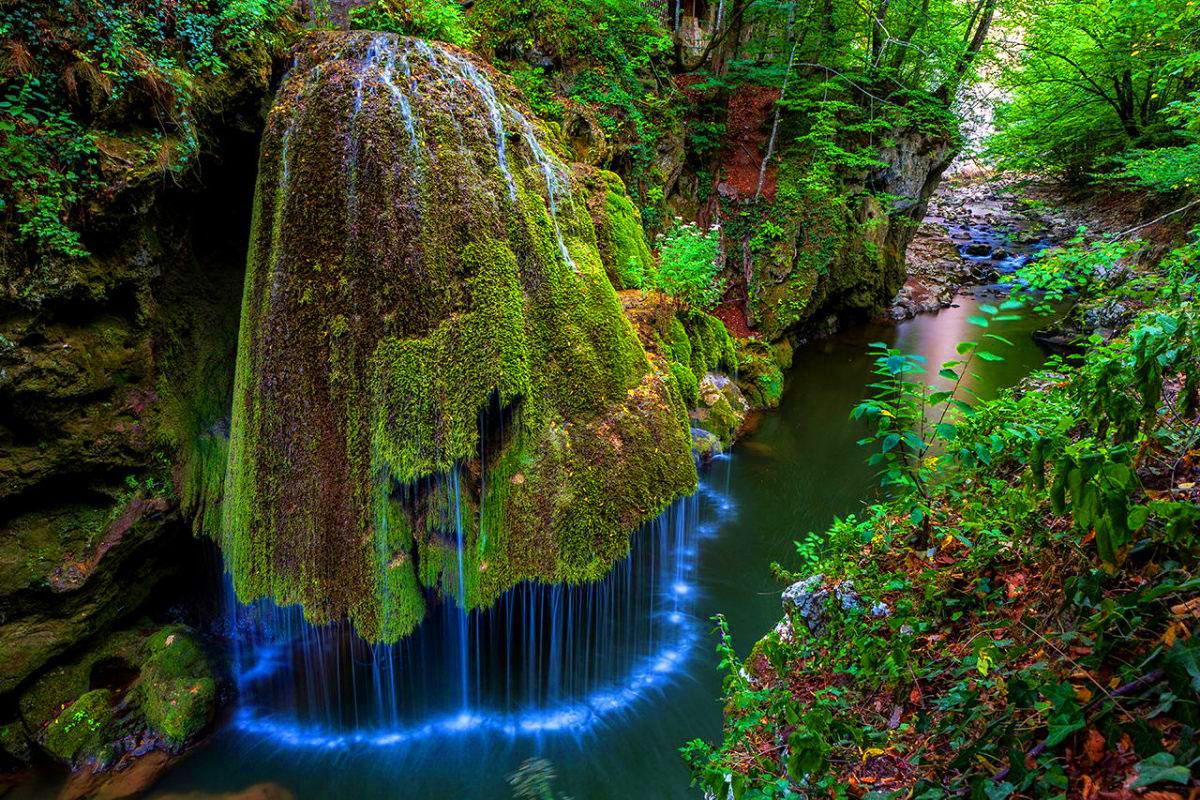 каждой фото необычные природные места применении