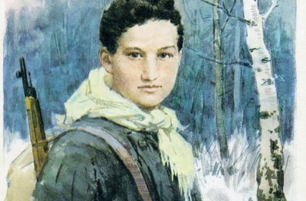 13 сентября 1923 года родилась Зоя Космодемьянская