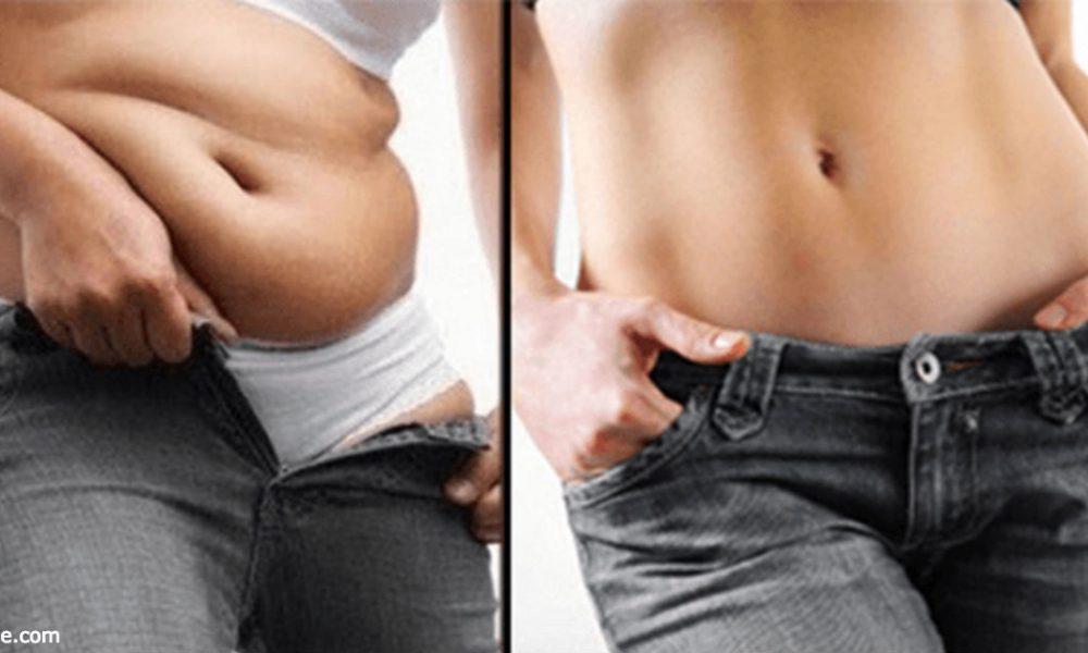 Как сбросить 8 кг за одну неделю (фото)