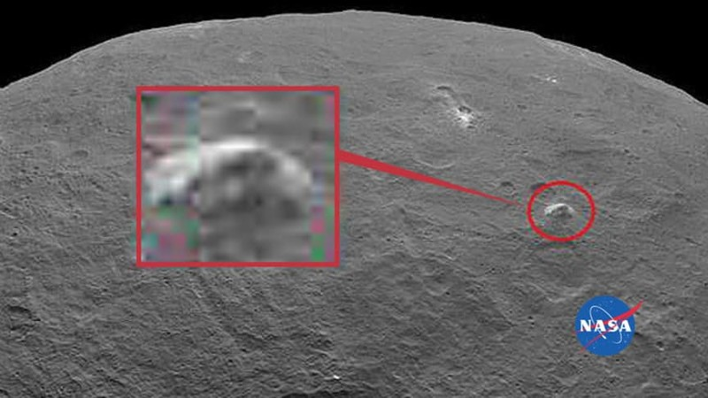 Специалисты НАСА нашли пирамиды в космосе! история, пирамиды, тайны