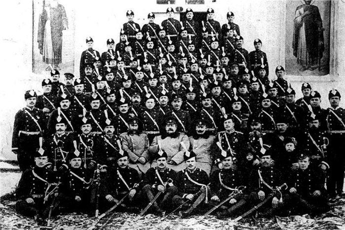 жандармерия в россии фото николаевич нашел