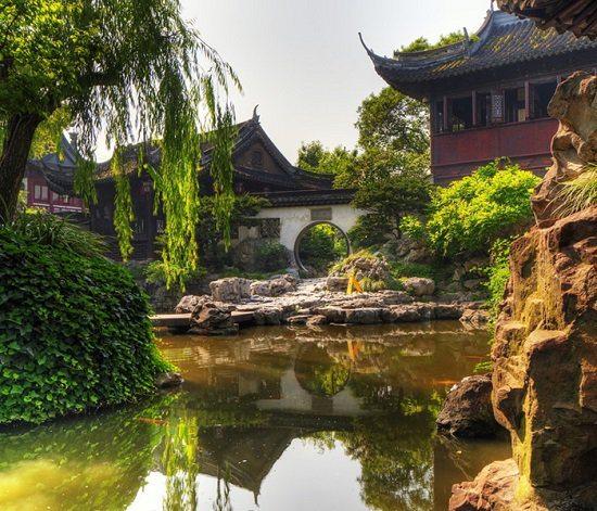 Сад Юй Юань2