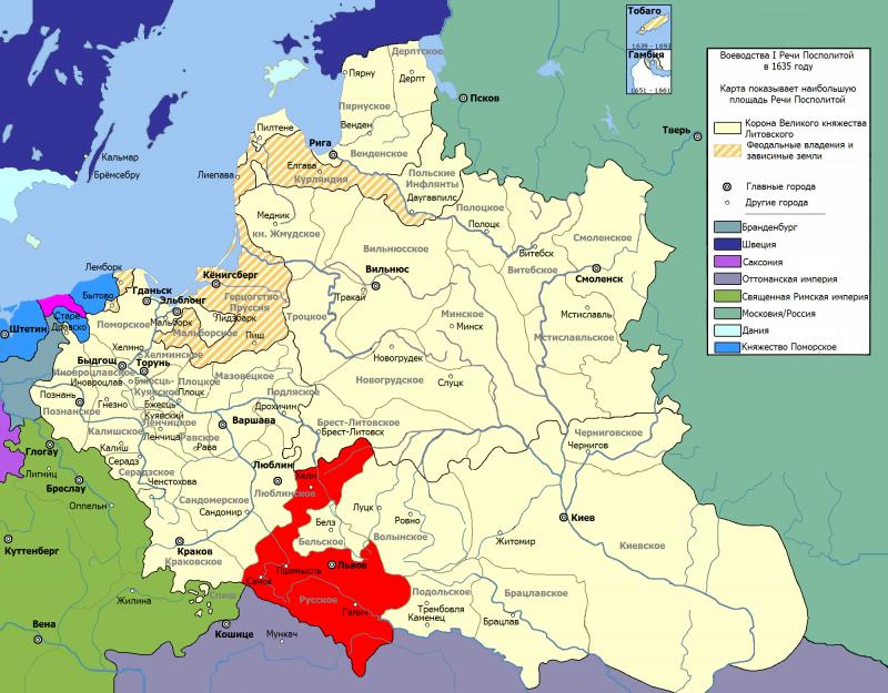 Польша заберёт Западную Украину, а Киев с этим согласится