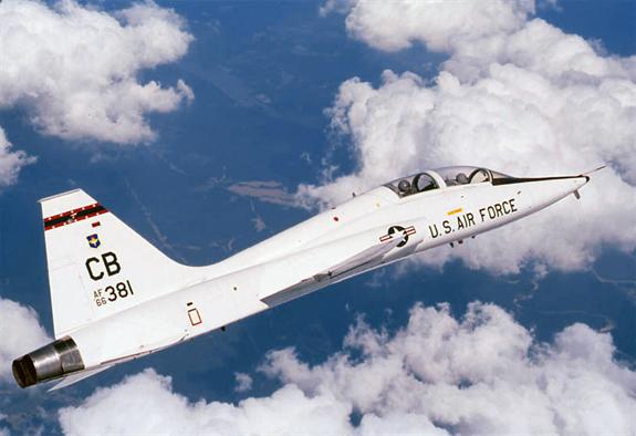 Самолет ВВС США разбился в Т…