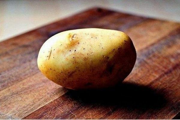 Что можно сделать из одной картофелины 1