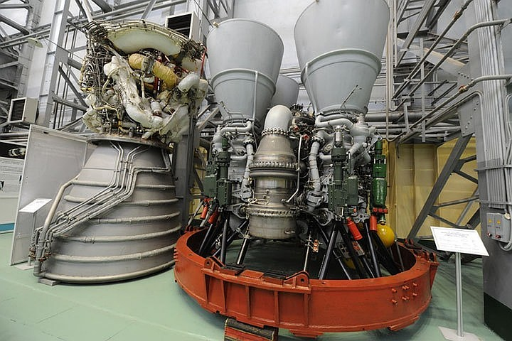 Двигатели для сверхтяжелых ракет начнут тестировать в виртуальном мире