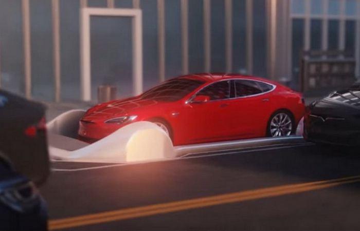 Автомобили будут перевозить на специальных платформах.