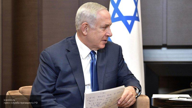 Нетаньяху заявил, что Израиль нанес удары по Сирии