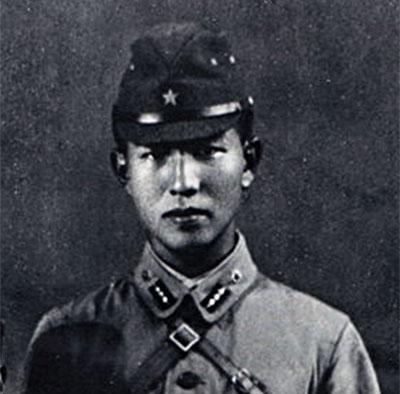 Хироо Онода — офицер, которы…