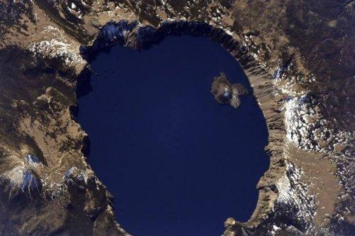 Новые потрясающие снимки, сделанные космонавтом Сергеем Рязанским с борта МКС