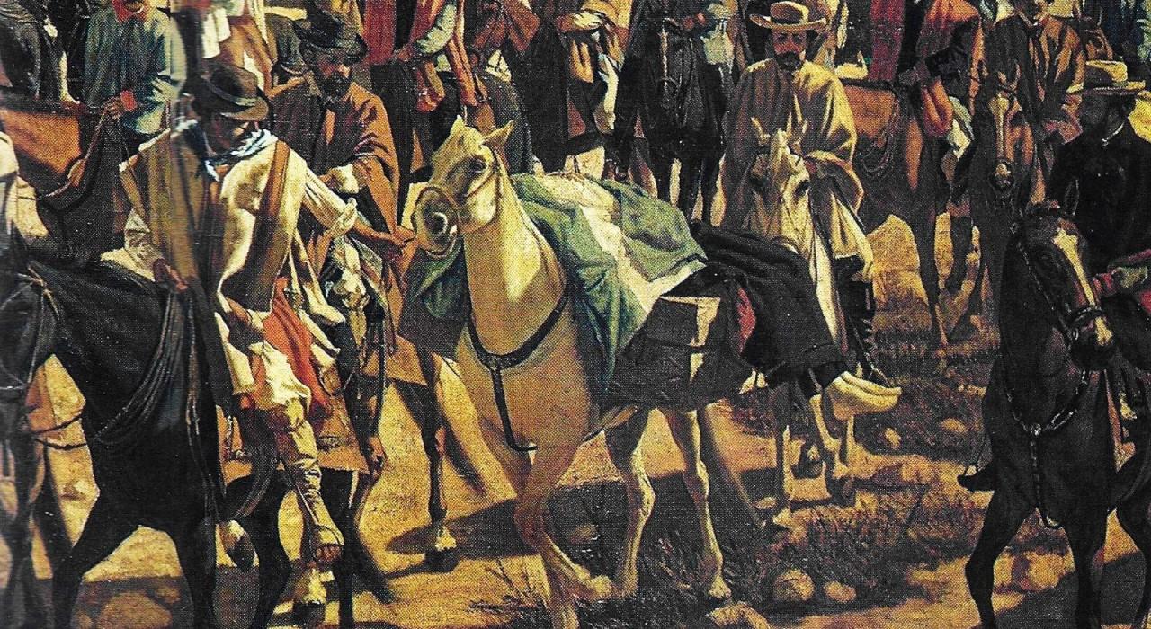 Посмертные приключения Хуана Лавалье